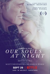 Póster Our Souls at Night