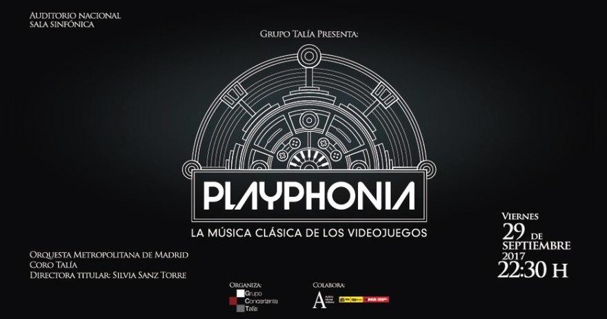 Concierto: Playphonia, La música clásica de los videojuegos