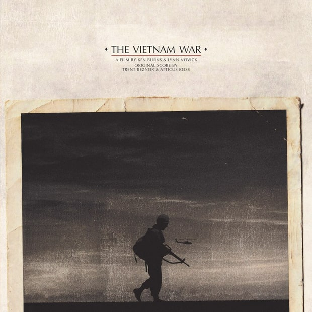 The Vietnam War (2CD), Detalles del álbum