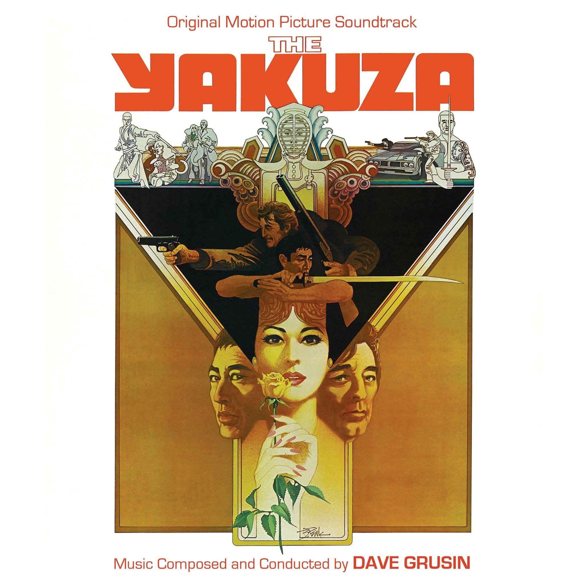 Reedición: The Yakuza, Dave Grusin, Varese