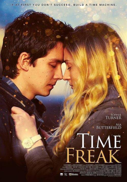 Andrew Lockington en Time Freak