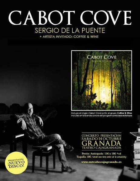 Presentación nuevo disco de Sergio de la Puente