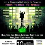 Classical games in concert en La Orotava