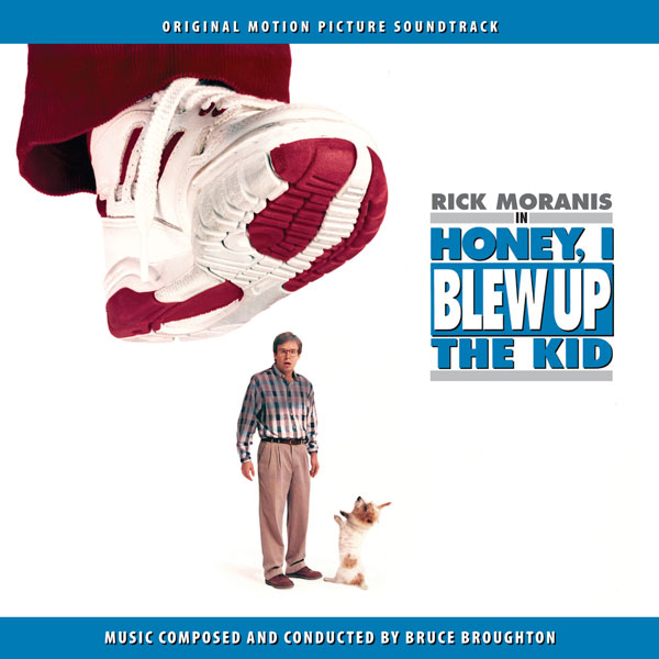Honey, I Blew Up the Kid, Detalles del álbum