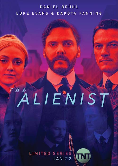 Rupert Gregson-Williams en The Alienist