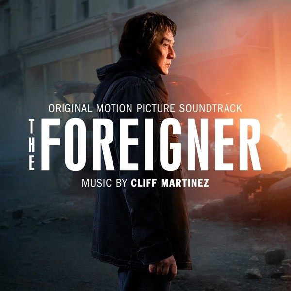 The Foreigner, Detalles del álbum