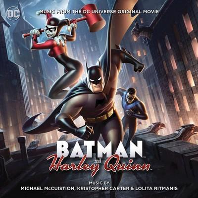 Batman and Harley Quinn, Detalles