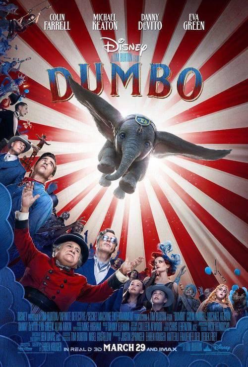 Danny Elfman en Dumbo