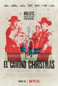 Póster El Camino Christmas