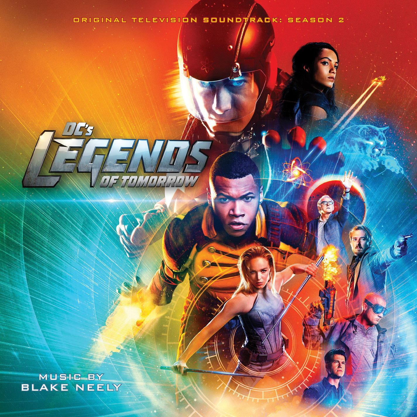 Legends of Tomorrow: Season 2, Detalles