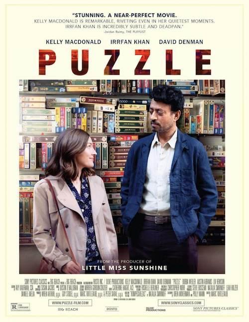 Dustin O'Halloran en Puzzle