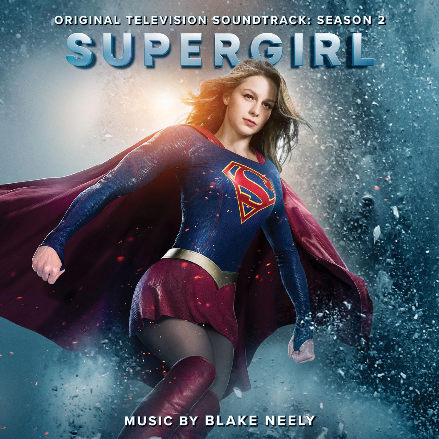 Supergirl: Season 2, Detalles del álbum