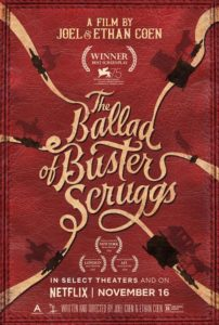Póster The Ballad of Buster Scruggs