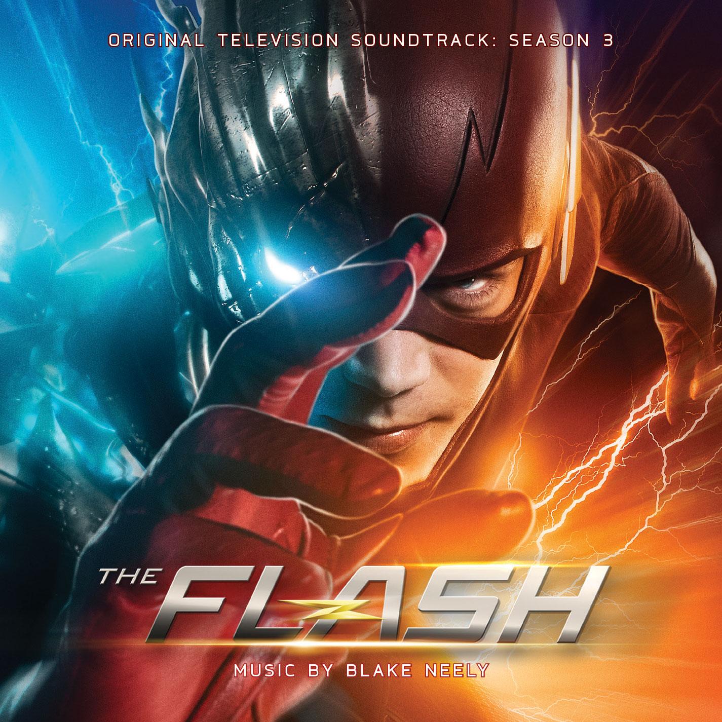 The Flash: Season 3, Detalles del álbum