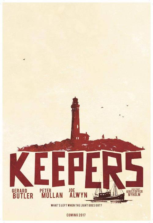 Benjamin Wallfisch en Keepers