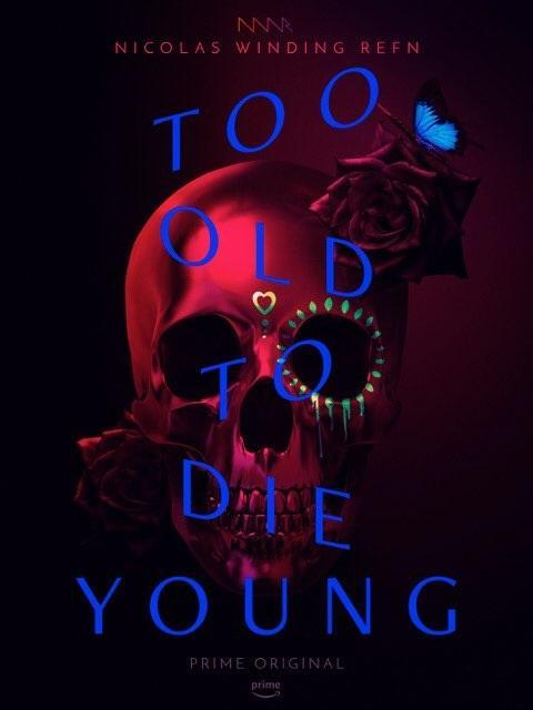 Cliff Martinez en Too Old To Die Young