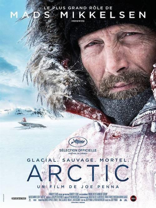 Joseph Trapanese en Artic
