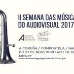 II Semana de las Músicas del Audiovisual 2017
