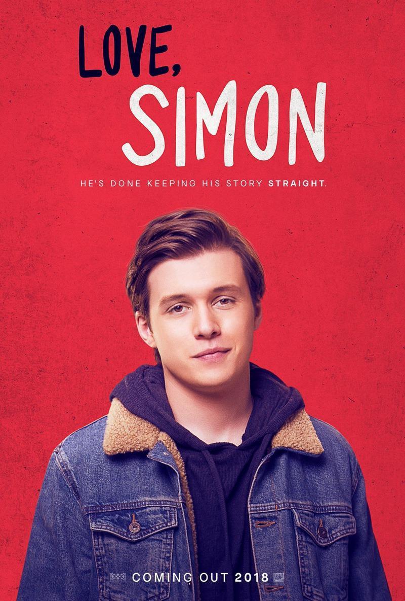 Rob Simonsen en Love, Simon