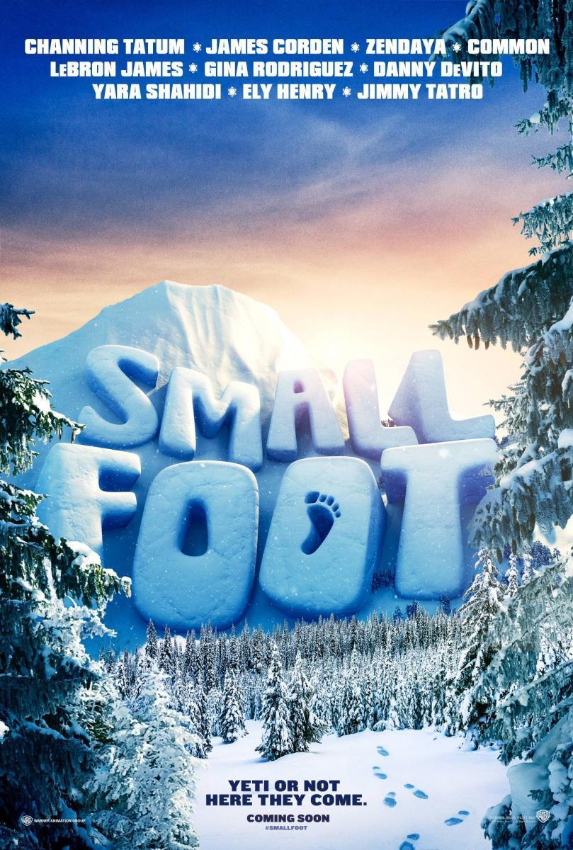 Heitor Pereira en Smallfoot