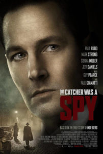 Póster The Catcher Was a Spy