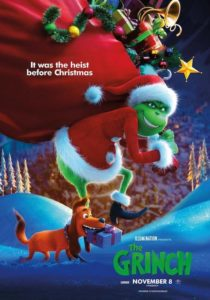 Póster The Grinch