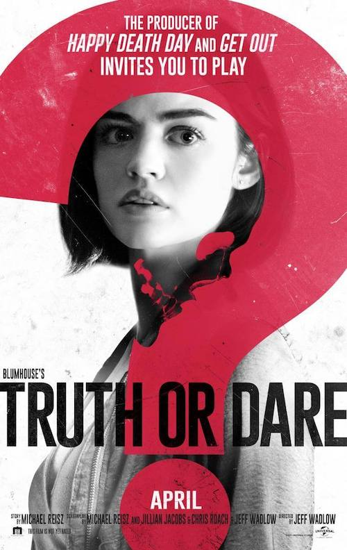 Matthew Margeson en Truth or Dare