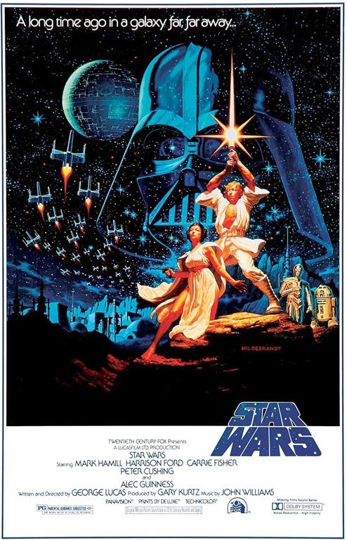 Star Wars: 40 años de Emoción