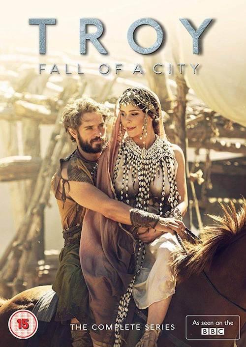 Rob en Troy: Fall of a City
