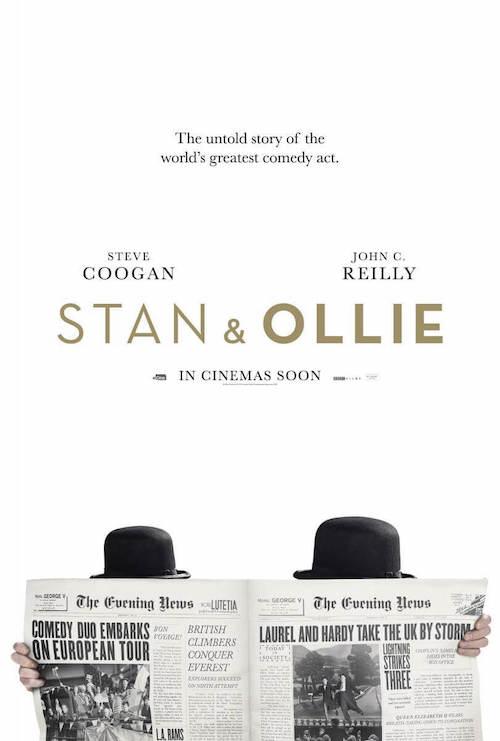 Rolfe Kent en Stan & Ollie