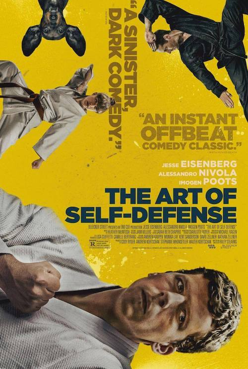 Heather McIntosh en The Art of Self-Defense
