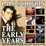 The Early Years of Lalo Schifrin (4 CDS)