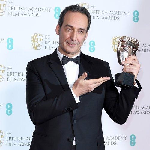 Alexandre Desplat gana el BAFTA
