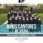 Bilbao Puerto de Arte. Niños Cantores de Viena