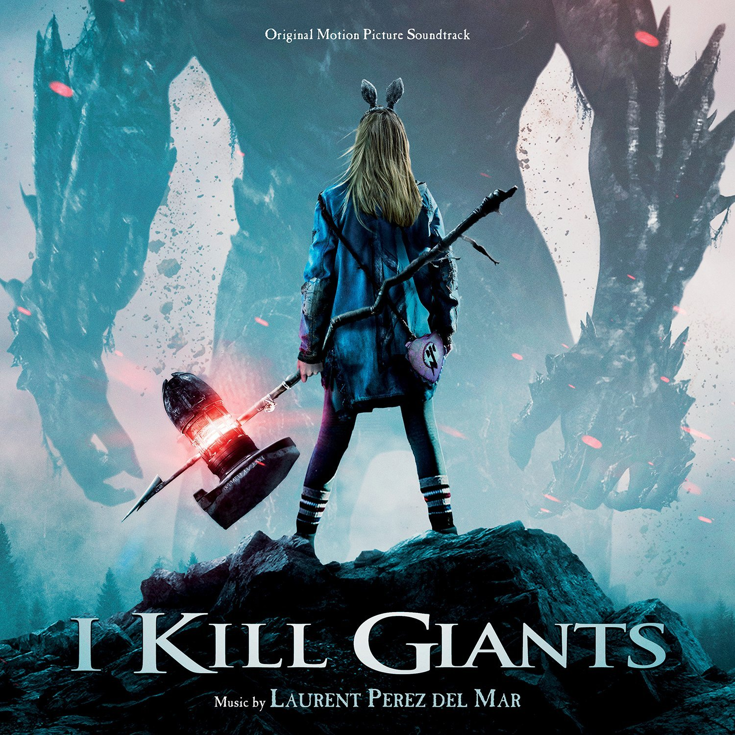 I Kill Giants, Detalles del álbum