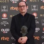 Pascal Gaigne gana su primer Goya