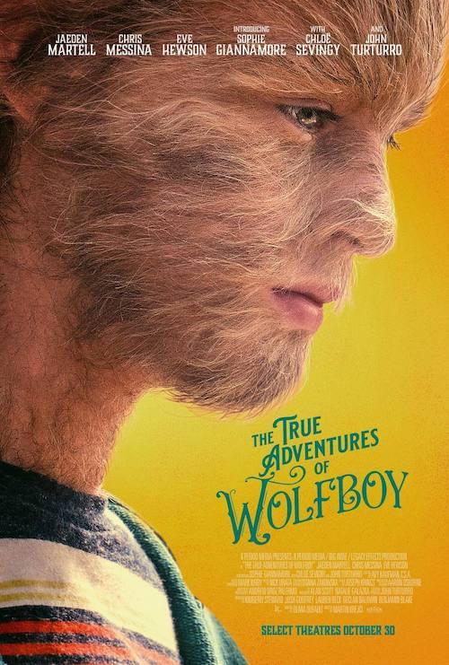 Nick Urata en The True Adventures of Wolfboy
