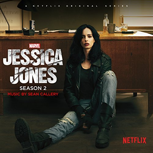 Jessica Jones: Season 2, Detalles del álbum