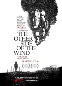 Póster The Other Side of the Wind