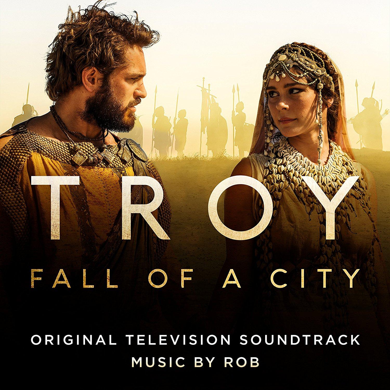 Troy: Fall of a City, Detalles del álbum