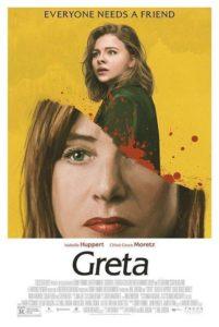 Póster Greta