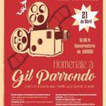 Homenaje músical a Gil Parrondo en Luarca