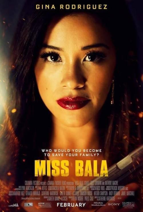 Alex Heffes en Miss Bala