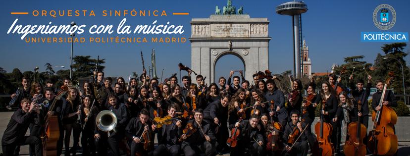 Concierto Romeo y Julieta de la Orquesta Sinfónica de la UPM