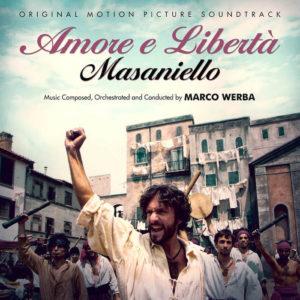 Carátula BSO Amore e libertà – Masaniello - Marco Werba