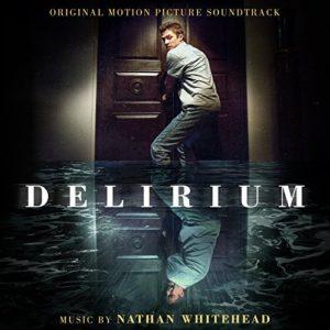 Carátula BSO Delirium - Nathan Whitehead