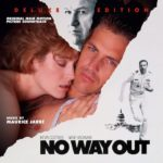 Carátula BSO No Way Out - Maurice Jarre