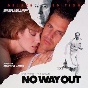 Carátula BSO No Way Out - Maurice Jarre