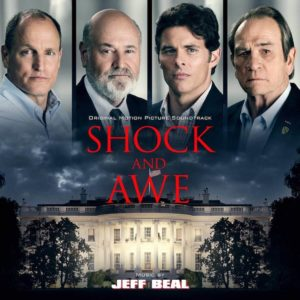 Carátula BSO Shock and Awe - Jeff Beal