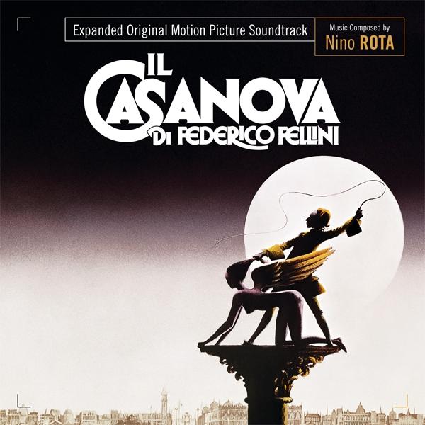 Il Casanova di Federico Fellini (2CD), Detalles